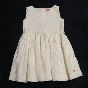 JOULES UK 🇬🇧 - (7 years) Broderie anglaise dress